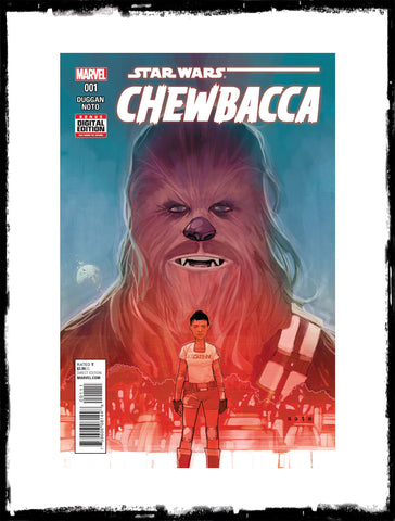 CHEWBACCA - #1 (2015 - CONDITION NM)