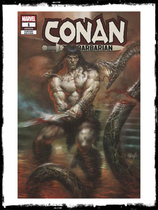 CONAN THE BARBARIAN - #1 LUCIO PARRILLO VARIANT (2020 - VF+/NM)
