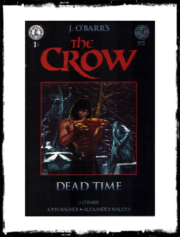 THE CROW: DEAD TIME - #1 - 3 COMPLETE SET! (1996 - VF+/NM)