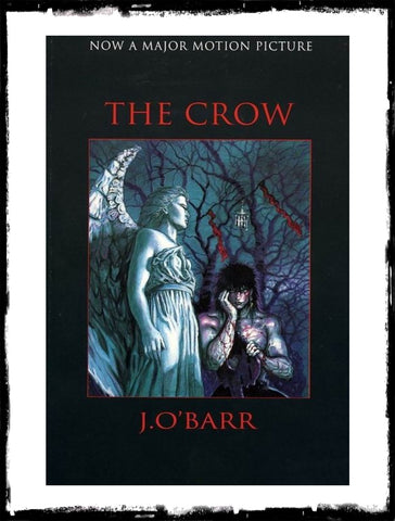 THE CROW - ORIGINAL GRAPHIC NOVEL (1994 - NM)