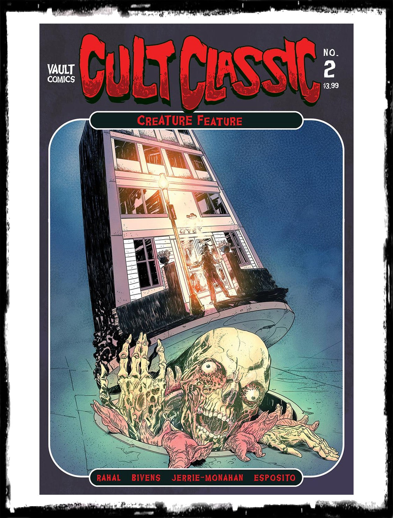 CULT CLASSIC CREATURE FEATURE - #2 (2019 - NM)