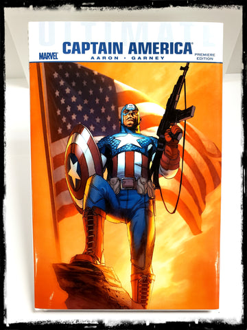 ULTIMATE CAPTAIN AMERICA - 2011 HARDCOVER