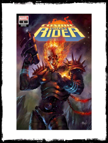 COSMIC GHOST RIDER - #1 LUCIO PARILLO VARIANT (2018 - NM)