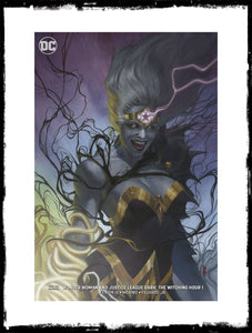 JUSTICE LEAGUE DARK AND WONDER WOMAN: WITCHING HOUR - #1 RICCARDO FEDERICI VARIANT (2018 - CONDITION NM)