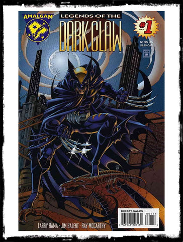 LEGENDS OF THE DARK CLAW - #1 FIRST APP OF DARK CLAW (1996 - NM)