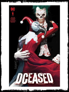 DCEASED - #1 ARTHUR SUYDAM EXCLUSIVE VARIANT (2019 - CONDITION NM)