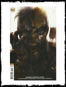 DCEASED: A GOOD DAY TO DIE - #1 FRANCESCO MATTINA VARIANT (2019 - CONDITION NM)