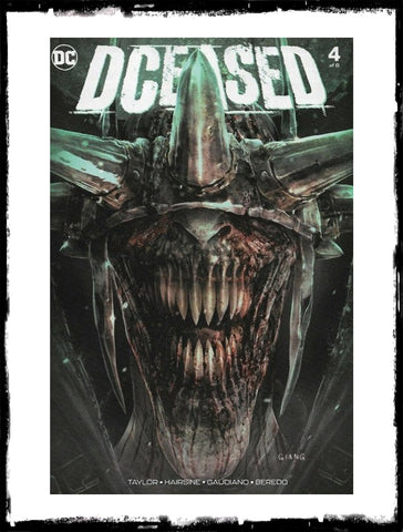 DCEASED - #4 JOHN GIANG EXCLUSIVE VARIANT (2019 - CONDITION NM)