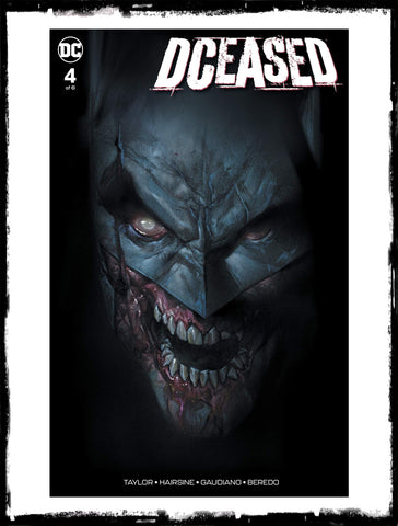 DCEASED - #4 BEN OLIVER BATMAN VARIANT (2019 - CONDITION NM)