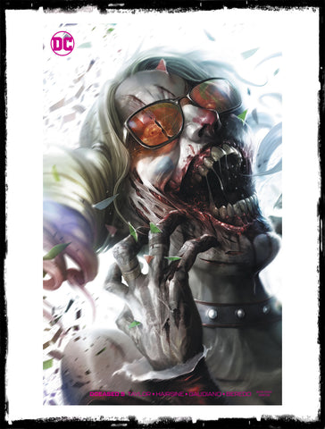 DCEASED - #5 FRANCESCO MATTINA VARIANT (2019 - CONDITION NM)