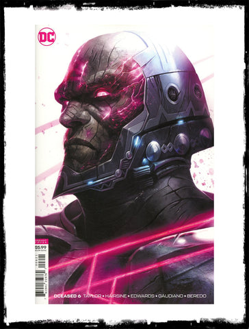 DCEASED - #5 FRANCESCO MATTINA DARKSEID VARIANT (2019 - NM)