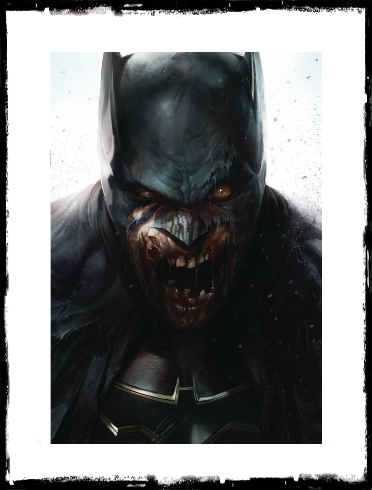 DCEASED - #1 FRANCESCO MATTINA VARIANT (2019 - CONDITION NM)