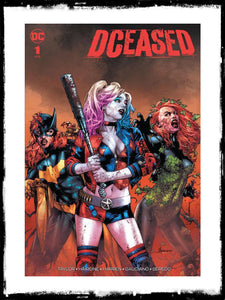 DCEASED - #1 JAY ANACLETO VARIANT (2019 - CONDITION NM)