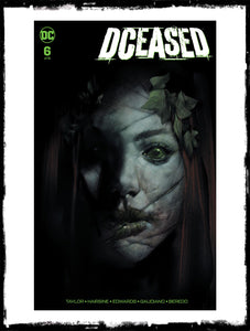 DCEASED - #6 BEN OLIVER POISON IVY VARIANT (2019 - NM)