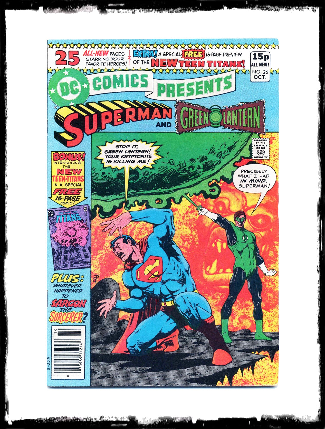 DC COMICS PRESENTS - #26 (1980 - VF)