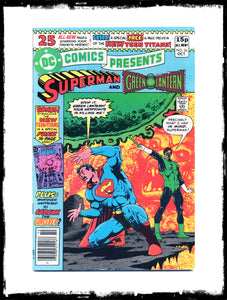 DC COMICS PRESENTS - #26 1ST APP OF NEW TEEN TITANS (1980 - VF+/NM)