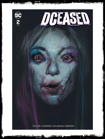DCEASED - #2 BEN OLIVER HARLEY QUINN VARIANT (2019 - CONDITION NM)