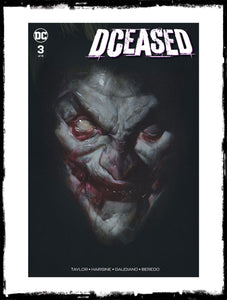DCEASED - #3 BEN OLIVER JOKER VARIANT (2019 - CONDITION NM)