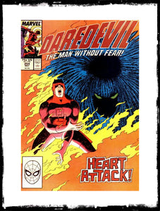 DAREDEVIL - #254 FIRST TYPHOID MARY (1988 - CONDITION VF-)