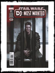 STAR WARS: THE LAST JEDI - DJ: MOST WANTED - #1 (2018 - CONDITION NM)
