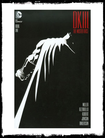 DARK KNIGHT III: THE MASTER RACE - BOOK 1 (2016 - CONDITION NM)