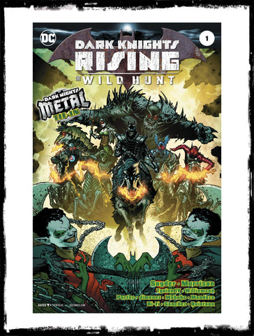 DARK KNIGHTS RISING: THE WILD HUNT - #1 (2018 - NM)