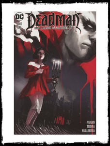 DEADMAN: DARK MANSION OF FORBIDDEN LOVE - #1 (2016 - CONDITION VF)
