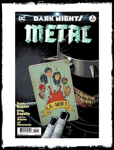 DARK NIGHTS METAL - #5 (2018 - NM)