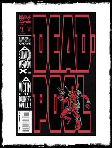 DEADPOOL - #1 (1993 MINI - CONDITION: MULTIPLE AVAILABLE)