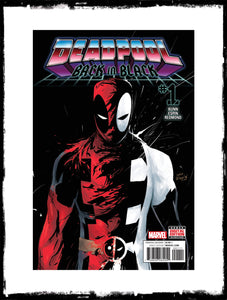 DEADPOOL: BACK IN BLACK - #1 (2016 - CONDITION NM)