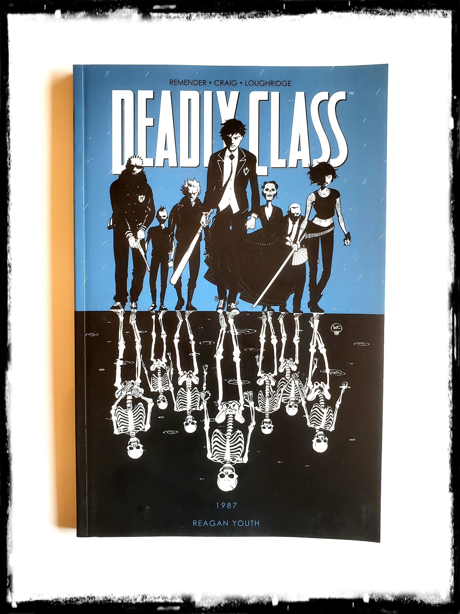 DEADLY CLASS - VOL. 1 - REAGAN CLASS Graphic Novel