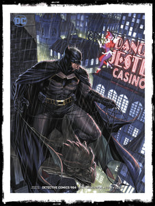 DETECTIVE COMICS - #984 (Mark Brooks Variant Cover)!