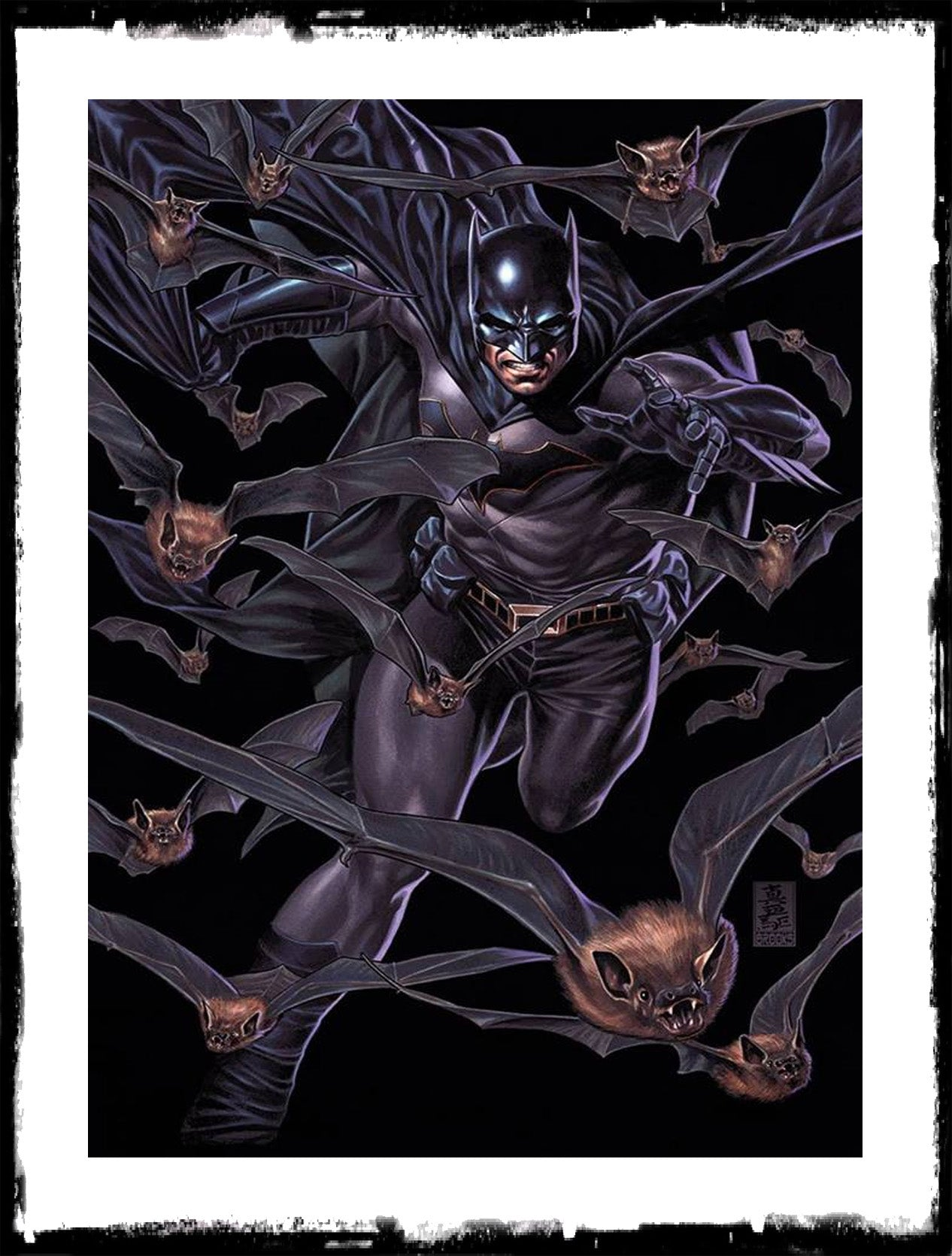 DETECTIVE COMICS - #985 (Mark Brooks Variant Cover)!