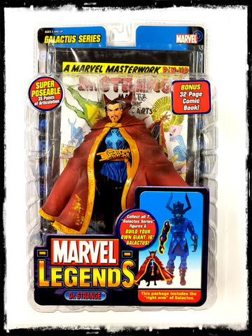 DR. STRANGE – MARVEL LEGENDS GALACTUS SERIES ACTION FIGURE!