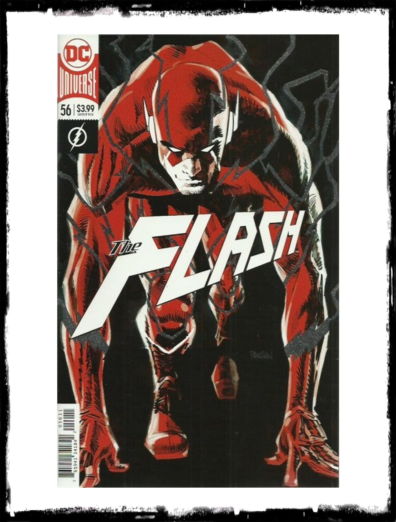 THE FLASH - #56 (2019 - NM)