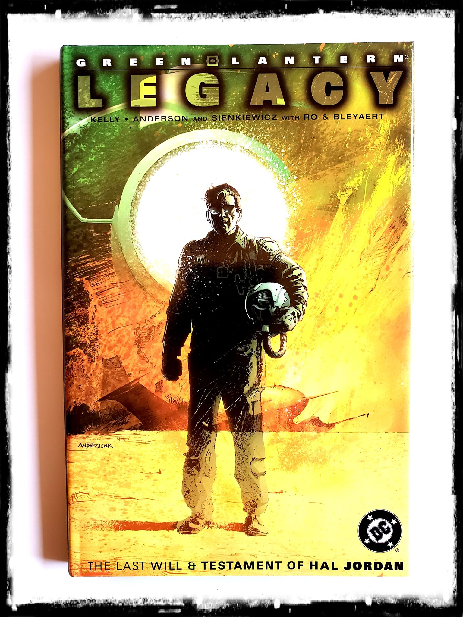 GREEN LANTERN: LEGACY — THE LAST WILL AND TESTAMENT OF HAL JORDAN