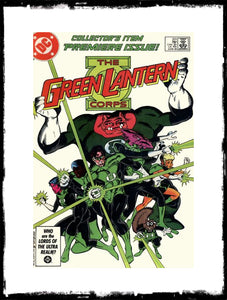 GREEN LANTERN CORPS - #201 FIRST KILOWOG (1986 - CONDITION NM)