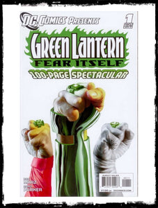 DC COMICS PRESENTS: GREEN LANTERN - FEAR ITSELF - ONE-SHOT (2011 - NM)