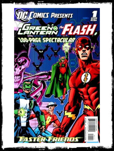 DC COMICS PRESENTS: THE FLASH/GREEN LANTERN - ONE-SHOT (2011 - NM)