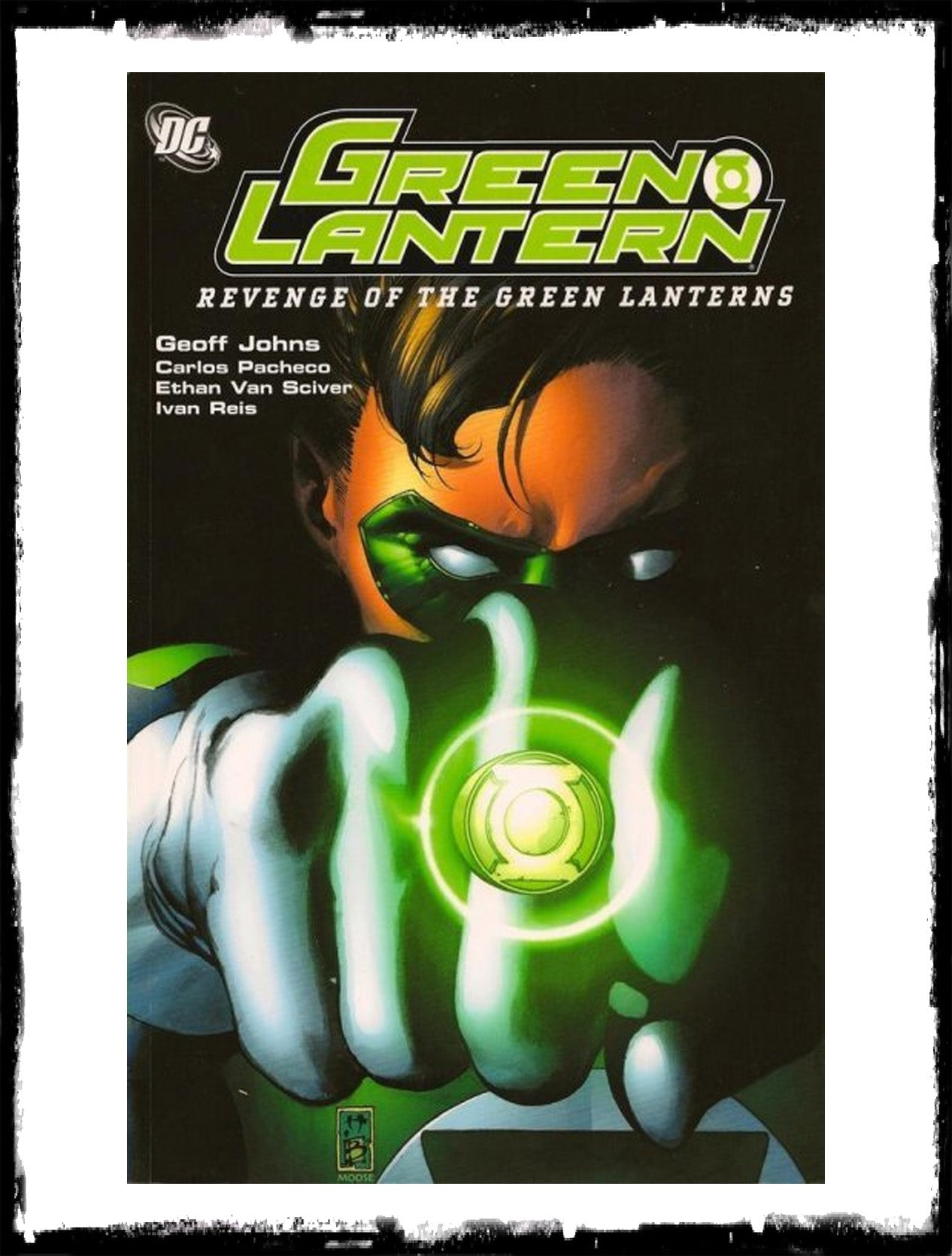 GREEN LANTERN: REVENGE OF THE GREEN LANTERNS - TPB (2006 - VF)
