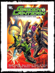 GREEN LANTERN: THE SINESTRO CORPS WAR - VOLUME 2 - TPB (2008 - F)