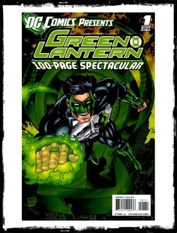 DC COMICS PRESENTS: GREEN LANTERN - ONE-SHOT (2010 - NM)