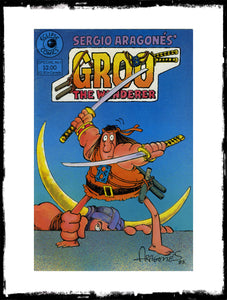 GROO SPECIAL - #1 (1984 - CONDITION NM)