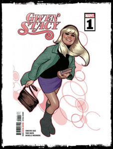 GWEN STACY - #1 ADAM HUGHES COVER (2020 - NM)