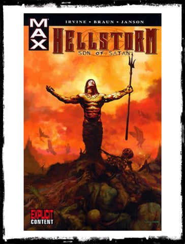 HELLSTORM: SON OF SATAN - EQUINOX - TPB (2007 - NM)
