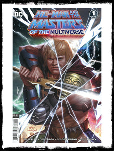 HE-MAN & THE MASTERS OF THE MULTIVERSE - #1 IN-HYUK LEE COVER (2019 - NM)