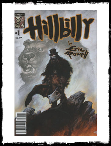 HILLBILLY - #1 ERIC POWELL! (2016 - NM)
