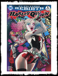 HARLEY QUINN - #1 GUILLEM MARCH VARIANT COVER (2017 - NM)