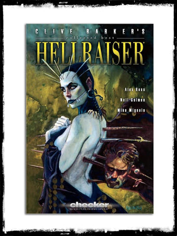 HELLRAISER - CLIVE BARKER's COLLECTED BEST