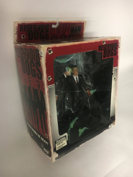 RESERVOIR DOGS - TWO PACK MR. ORANGE AND MR. WHITE MEZCO BLOODY VERSION!